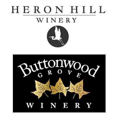 Heron Hill buttonwood logos
