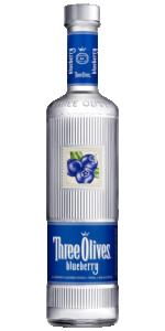 three olives blueberry vodka