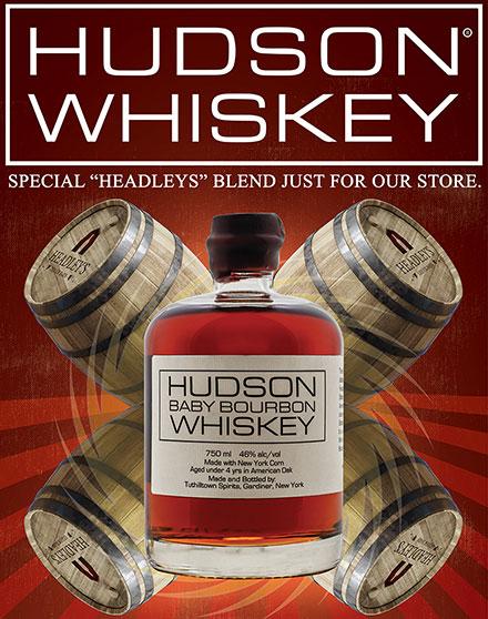 Hudson Bourbon poster