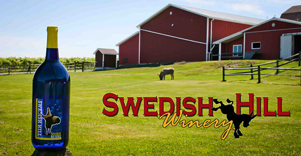 Swedish Hill Winery Logo