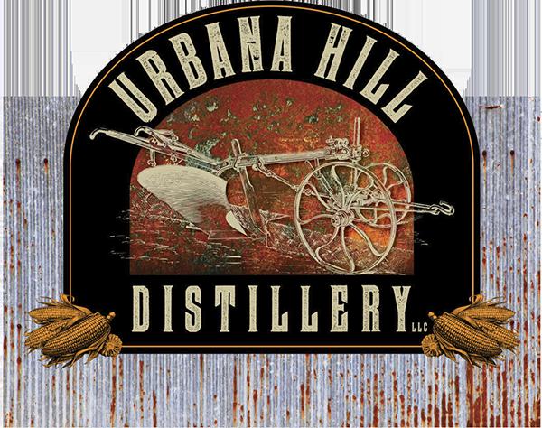 urbana hill distillery logo