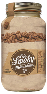 ole smoky butter pecan