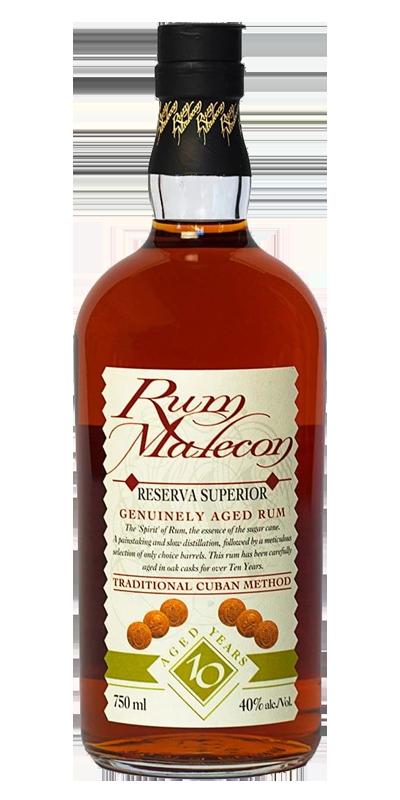 Malecon 10 Year Reserva Rum