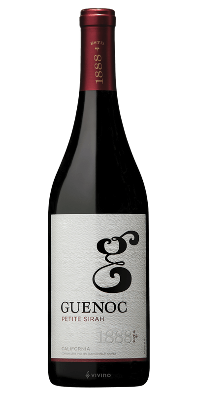 Guenoc Petite Sirah