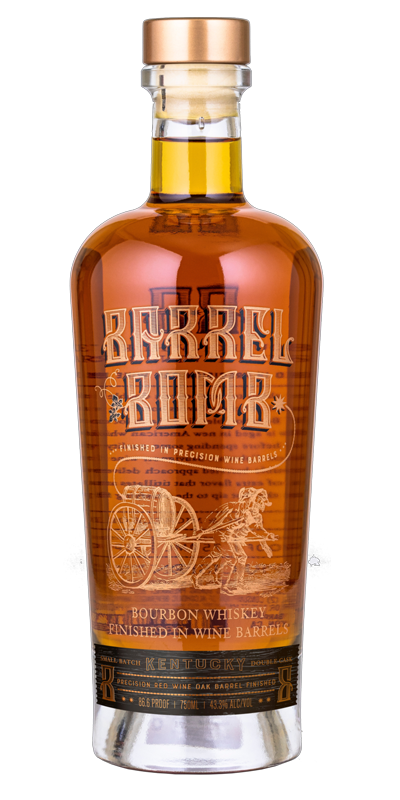 Barrel Bomb Bourbon