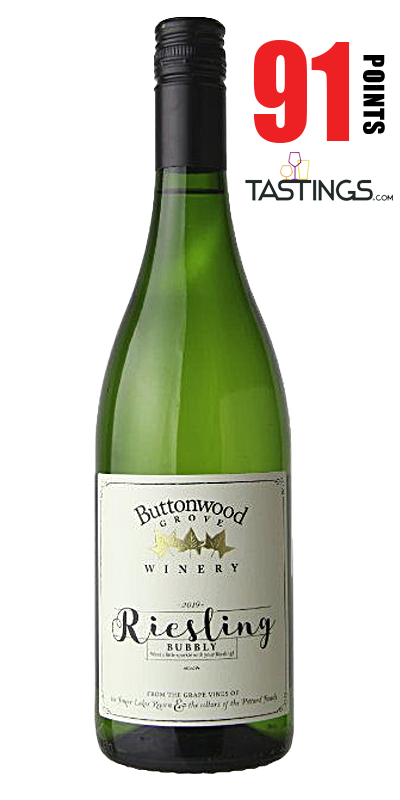 Buttonwood Bubbly Riesling