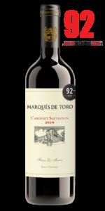 Marqués de Toro Cabernet Sauvignon 2018